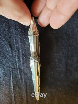 1973 Gorham Sterling Silver Christmas Ornament icicle