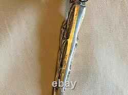 1973 Gorham Sterling Silver Icicle Ornament with Sleeve
