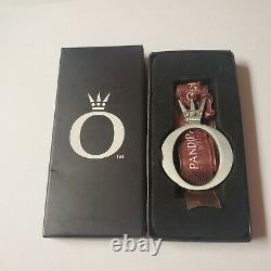 Authentic Pandora 2008 1st Crown Series Christmas Ornament Box Annual Charm Set