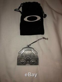 New Oakley Bunker Christmas Ornament Given To Employees Only LoNumbered Limited