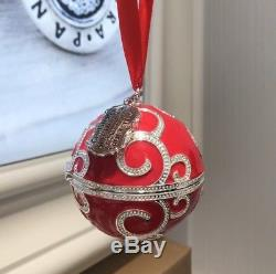 PANDORA Holiday Black Friday Charm And Christmas Spectacular Rockettes Ornament