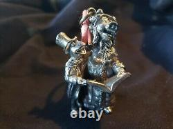 Sterling Silver Christmas ornament The Muppets Extremely Rare