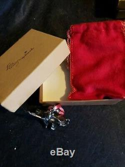 Sterling Silver Christmas ornament hallmarks little gallery kermit only 150 made